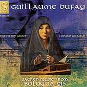 Dufay - Sacred Music from Bologna Q15 / Clerks' Group