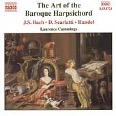 The Art of Baroque Harpsichord / Laurence Cummings