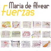 Alvear: Fuerzas [for viola] / Christina Fong