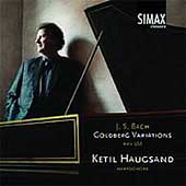 Bach: Goldberg Variations / Ketil Haugsand