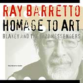 Ray Barretto: Homage to Art