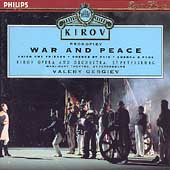 Prokofiev: War and Peace / Valery Gergiev, Kirov Opera