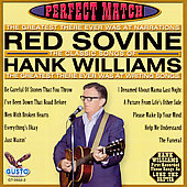 Red Sovine: Sings Hank Williams