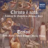Christo E Nato / Trefoil