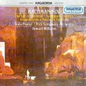 Rachmaninov: The Isle of the Dead, etc / Williams, Pécs SO