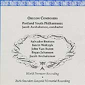 Oregon Composers -Brotons, Walczyk, et al /Avshalomov, et al
