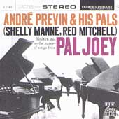 André Previn (Conductor/Piano): Pal Joey