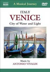 A Musical Journey: Venice, Italy / Music of Vivaldi / The Budapest Strings [DVD]