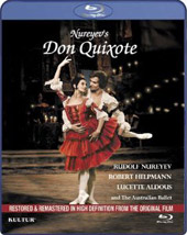 Nureyev's Don Quixote / The Australian Ballet [Blu-Ray]