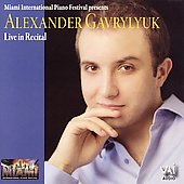 Miami International Piano Festival - Alexander Gavrylyuk