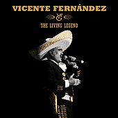 Vicente Fernández: The Living Legend [Box]