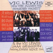 Vic Lewis' New York Jazzmen/Vic Lewis (Big Band): New York Jazzmen