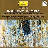Poulenc: Gloria In G Major, Organ Concerto, Etc.