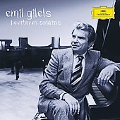 Emil Gilels - Beethoven Sonatas
