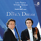 The Devil's Dream / Ghielmi, Pianca, Gibelli