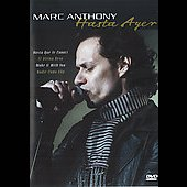 Marc Anthony: Hasta Ayer