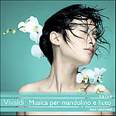 Vivaldi: Musica per mandolino e liuto / Lislevand, et al