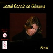 Josu&#233; Bonn&#237;n de G&#243;ngora: Piano Music