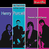 Purcell: Phantasies, etc / Flautadors Recorder Quartet