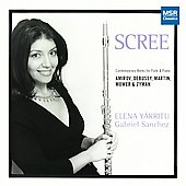 Scree - Zyman, Debussy, Amirov, Martin, Mower: Contemporary Works for Flute & Piano / Yarritu, Sanchez