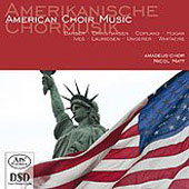 American Choir Music - Barber, Hogan, Lauridsen, Ives, Copland, etc / Matt, Amadeus Choir