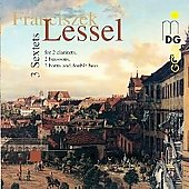 Lessel: Wind Sextets / Consortium Classicum