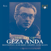 The Art of Géza Anda - Beethoven, Schubert, Chopin, Schumann and Liszt