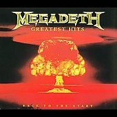Megadeth: Greatest Hits: Back to the Start [Digipak]
