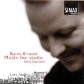 Bjarne Brustad: Music for Violin