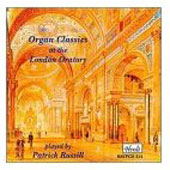 Organ Classics at the London Oratory
