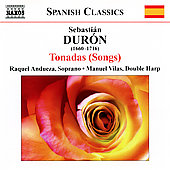 Sebasti&#225;n Dur&#243;n: Tonadas (Songs)