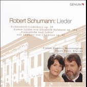 Robert Schumann Lieder