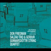 Don Friedman/Gerdur Gunnarsdottir/Salzau Trio: Composer: Live At Jazz Baltica Salzau [Digipak] *