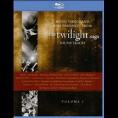 Original Soundtrack: Music from Twilight Saga Soundtracks: Videos and Performances, Vol. 1 [DVD]