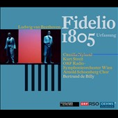Beethoven: Fidelio (1805 Version) / De Billy