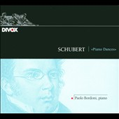 Schubert: Piano Dances / Bordoni