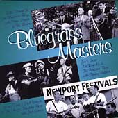 Various Artists: Bluegrass Masters