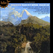 Bruckner: Mass in F minor; Psalm 150 / Best / Corydon Orch., Juliet Booth, John Mark Ainsley, Gwynne Howell, Jean Rigby
