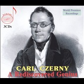 Carl Czerny: Rediscovered Genius / Chamber & Orchestral Works [3 CD]