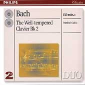 Bach: The Well-Tempered Clavier, Bk II / Friedrich Gulda