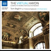 The Virtual Haydn: Complete Works For Solo Keyboard / Tom Beghin