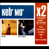 Keb' Mo': Keb Mo/Keep It Simple [Box]
