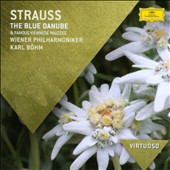 Johann Strauss: The Blue Danube and Famous Viennese Waltzes / Karl Bohm, Vienna PO