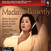 Puccini: Madama Butterfly / Rosekrans, Spacagna, et al
