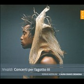 Vivaldi: Concertos for Bassoon, Vol. 3 / Sergio Azzolini, bassoon