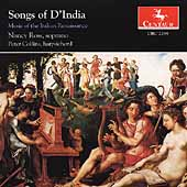 Songs of D'India / Nancy Ross, Peter Collins