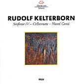 Kelterborn: Symphony no 4, Nuovi Canti, etc / Kelterborn