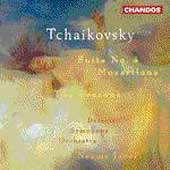 Tchaikovsky: Suite no 4, The Seasons / J&auml;rvi, Detroit SO