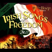Various Artists: Irish Songs of Freedom [Harp] [Box]