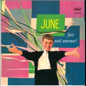 June Christy: Fair and Warmer! [Slipcase]